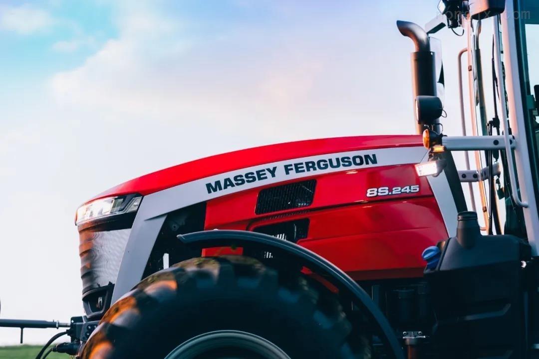 麦赛福格森新品MF 8S系列拖拉机