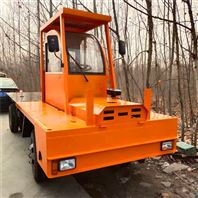 农用平板运输车  工地拉钢筋平板车