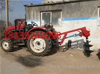 拖拉机悬挂式植树挖坑机厂家直销
