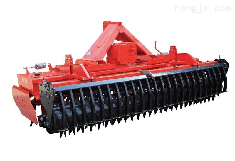 重型驅動耙