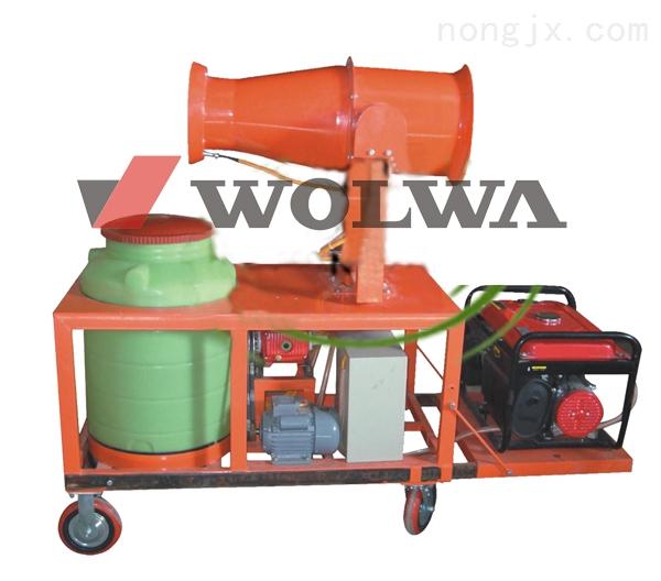 GNPW-50型移动式除尘喷雾机