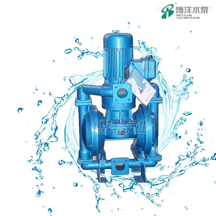 DBY立式电动隔膜泵