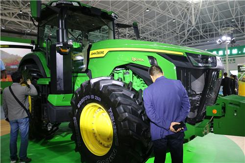 2020年大连金普新区农机手大赛圆满完成