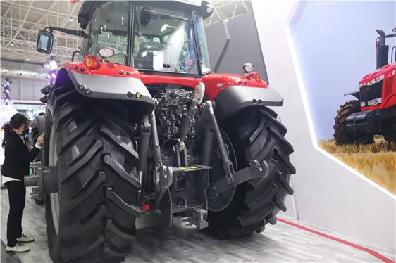 国家统计局:2020年全国大中型拖拉机产量同比增长23%