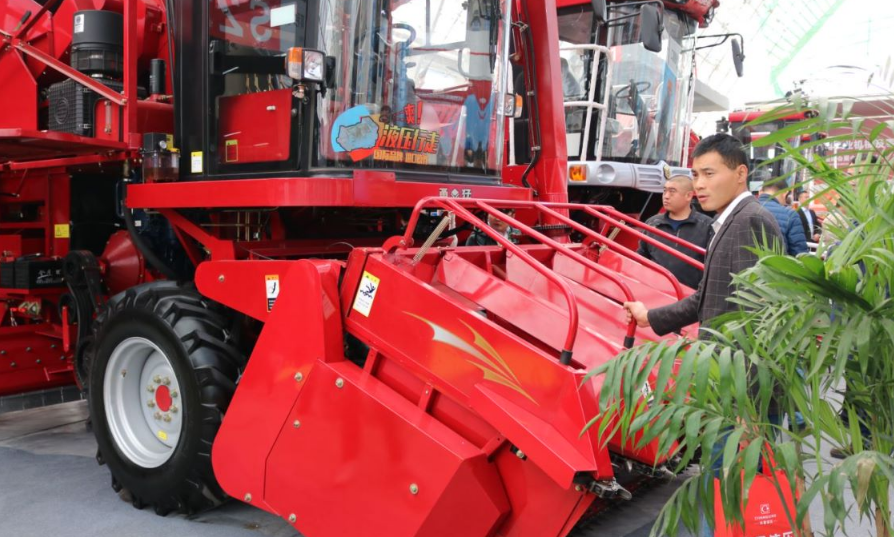 国家统计局:2020年大中型拖拉机产量同比增23%
