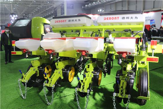 吉林省延边州安图县永庆乡保护性耕作作业验收工作顺利完成