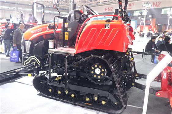 寧夏靈武市開展農機安全檢查 確保農機生產安全
