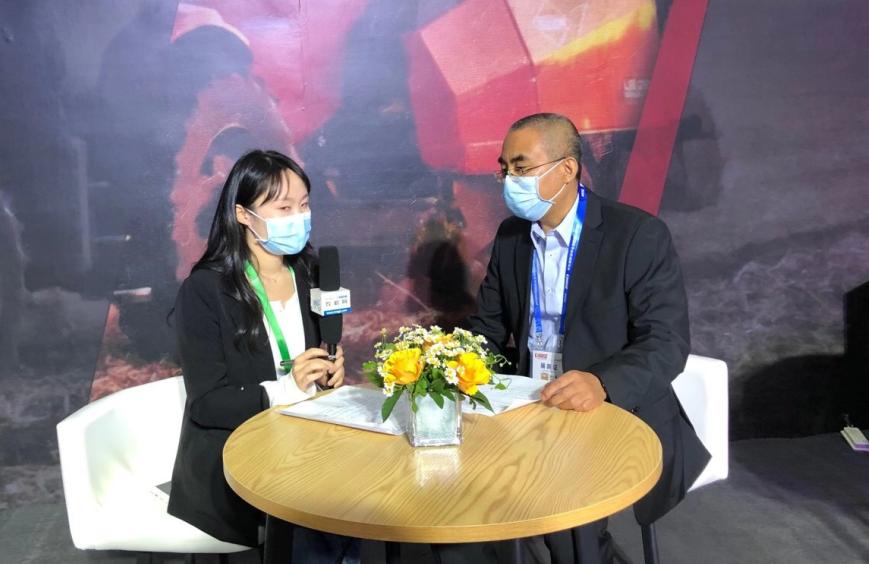 CIAME2020:专访法国库恩中国销售总监周平