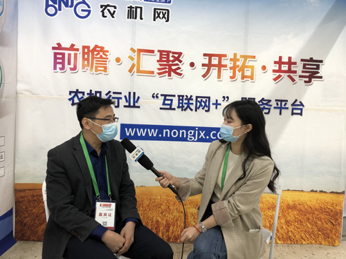 CIAME2020:专访重庆禾和家科技有限公司周进
