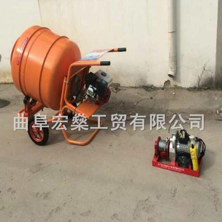 专业水泥搅拌机 混凝土搅拌机 手推式搅拌机