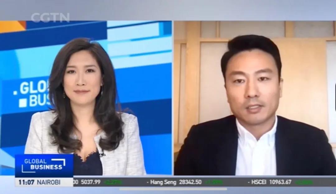 中国电视台专访极飞科技:用农业科技守护新疆棉花